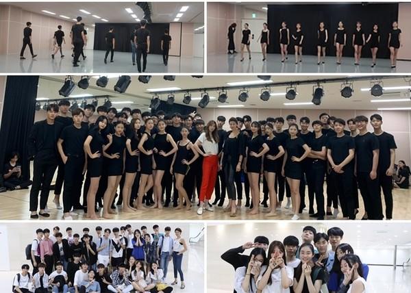 이상봉 고교 패션, 모델콘테스트 개최 (출처: MBC아카데미 강남모델연기학원)